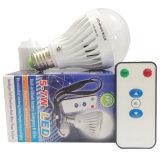 Bulbo recargable de la emergencia LED de E27/B22 4W con precio directo de la fábrica
