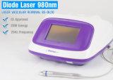 980 nm Dioden-Laser-Gefäßabbau-Maschine