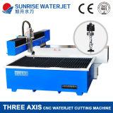Eje 3 máquina de corte por chorro de agua con certificado CE