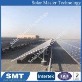 平屋根の固定太陽土台システム