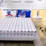 Projeto luxuoso Bedsheets impressos do algodão
