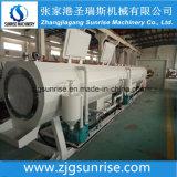 Горячая производственная линия линия машина трубы HDPE сбывания штрангя-прессовани трубы HDPE трубы