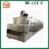 Heißluft-Riemen Continuouse Pilz-trocknende Maschine und Entwässerungsmittel-Ofen-Maschine