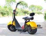 2016 Populares Scrooser Harley Style Scooter eléctrico com grandes rodas, Moda City Scooter