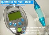 ND del Q-Interruptor de Approvaled del Ce: Retiro portable del tatuaje del laser de YAG