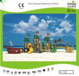 Campo de jogos das crianças aprovadas do CE de tamanho médio de Kaiqi - disponível em muitas cores (KQ9092A)