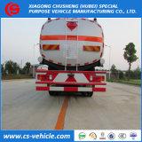 Тележка нефтяного танкера тележек поставки топлива низкой цены DFAC 4X2 5000L для сбывания