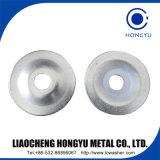 304 acier inoxydable DIN125 rondelles ordinaires de rondelles à ressort d'un B