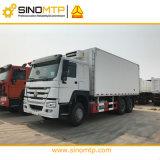SINOTRUK HOWO Van Type Truck refrigerato 20TON