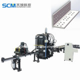 CNCのマーキング機械を打つ自動油圧角度版