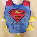 Crianças Super-homem moldado colete de flutuabilidade