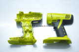Venda a quente Cor Duplo peças de injetoras de plástico