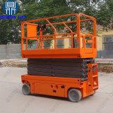 De hete Schaar die van het Type van Verkoop Mini het Platform van de Lift van het Werk vouwen