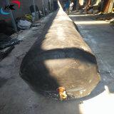 構築のための膨脹可能なゴム製排水渠の気球