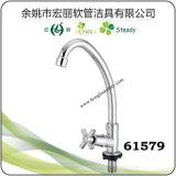 61579 plaqué chrome de bonne qualité en Amérique du Sud de robinets en plastique
