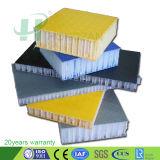 建築材料のガラス繊維の蜜蜂の巣サンドイッチパネル