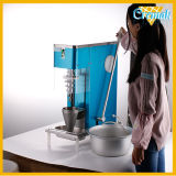Us$ 1098 de Grootste Korting Bevroren Machine van de Vorst van de Werveling van de Yoghurt
