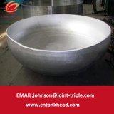 01-56 conclusione di alluminio di Torispherical del piatto all'estremità della caldaia