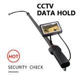 Bloqueado e a câmara de detecção de fugas para a tubulação de drenagem de esgotos do tubo de inspecção com função de CCTV de vídeo