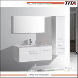 Armário de casa de banho de verniz MDF TM8117A