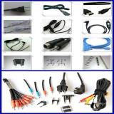 Making USBおよびPower PlugのためのプラスチックInjection Moulding Machinery