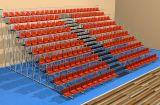 バスケットボールの引き込み式のBleacherの望遠鏡の特別観覧席の自動Bleacher