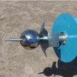 Eixo vertical de 300 W turbina eólica 1,3 m Start up 12V 24V com a embalagem do gerador com MPPT Maglev 12V 24vauto Regulador do interruptor