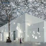 Panneau mural en aluminium plafond personnalisé