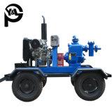 Motor diesel da bomba de desidratação Self-Priming