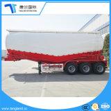 Heavy Duty Transporter Bulker de cemento, polvo de cemento a granel seco carretilla silo
