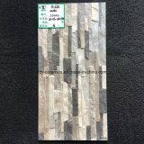 自然な石塀の陶磁器の磁器の浴室の床タイルに床を張る建築材料