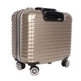 Nouveau shell dur portable de voyage portent sur la valise bagages (HXW-L003)