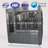 가득 차있는 자동적인 탄산 음료 소다수 충전물 기계