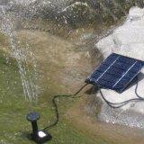 太陽エネルギーのパネルの景色のプールの太陽水ポンプの庭の太陽エネルギーの噴水