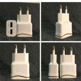 Универсальный мобильный телефон зарядное устройство USB двойного назначения поездки настенное зарядное устройство