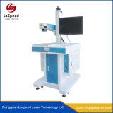 máquina de marcação a laser de fibra de alta confiabilidade para o metal gravura a laser de fácil utilização