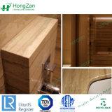 Panneaux d'Honeycomb Marnle de granit pour salle de bains et le mur