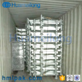 Space Saving Post Metal disc for Warehouse Storage with Big Bag