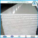 Qualität ENV Glaswolle-Zwischenlage-Panel PU-Rockwool