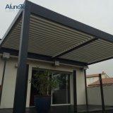 작동 가능한 Louvered 지붕 알루미늄 작동 가능한 미늘창 지붕