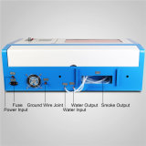 Máquina de gravura do gravador do laser do USB 12*8