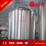 500gal Tank van de Alcoholische drank van het roestvrij staal de Hete voor Verkoop, de Tanks van de Opslag van het Water voor de Systemen van de Brouwerij
