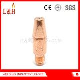 M6*28 elektronisches Bediengeraet Kontakt-Spitze-Schweißens-Zubehör mit ISO9001 genehmigt