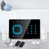 Kit senza fili del sistema di allarme domestico di GSM, allarme di intrusione, sistema Yl-007m2g dell'impianto antifurto