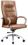 Новый конструированный стул босса классицистической задней части максимума 0Nисполнительный (RFT-A2012)
