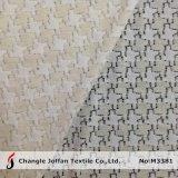 衣服(M3381)のための新しく厚い綿のレースファブリック