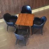 (SP-CS347) Uptop 상업적인 목제 로비 다방 가구 테이블 및 의자