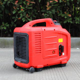 Bison (China) BS1600X Venta caliente 1.6kw 1600W Hogar Super Silencioso Gasolina Digital 220V Portable Inverter Generator