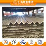 Profil en aluminium de anodisation supérieur d'extrusion de la qualité 30*30mm