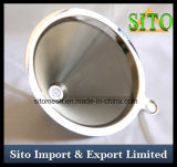 Фильтр кофеего сетки нержавеющей стали Perforated
